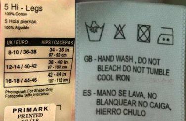 Malas traducciones baratas