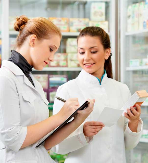 Traducción médica farmacia